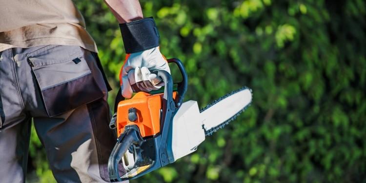 Taglia legna con motosega e si trancia il piede |  uomo di San Giuseppe Jato soccorso da