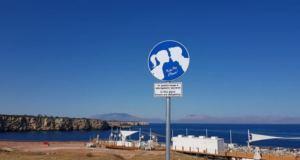 Sicilia regione più romantica d'Italia e spunta il cartello che obbliga a baciarsi