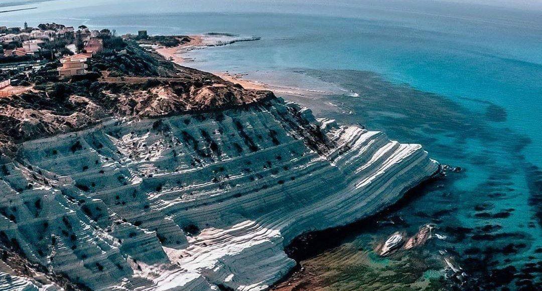 """La Scala dei Turchi """"regalata"""" ai privati, è una delle spiagge più belle della Sicilia"""