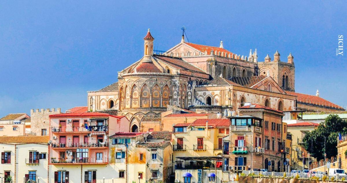 Il Giro d'Italia tra le bellezze Unesco di Sicilia: da Monreale alle Gole dell'Alcantara