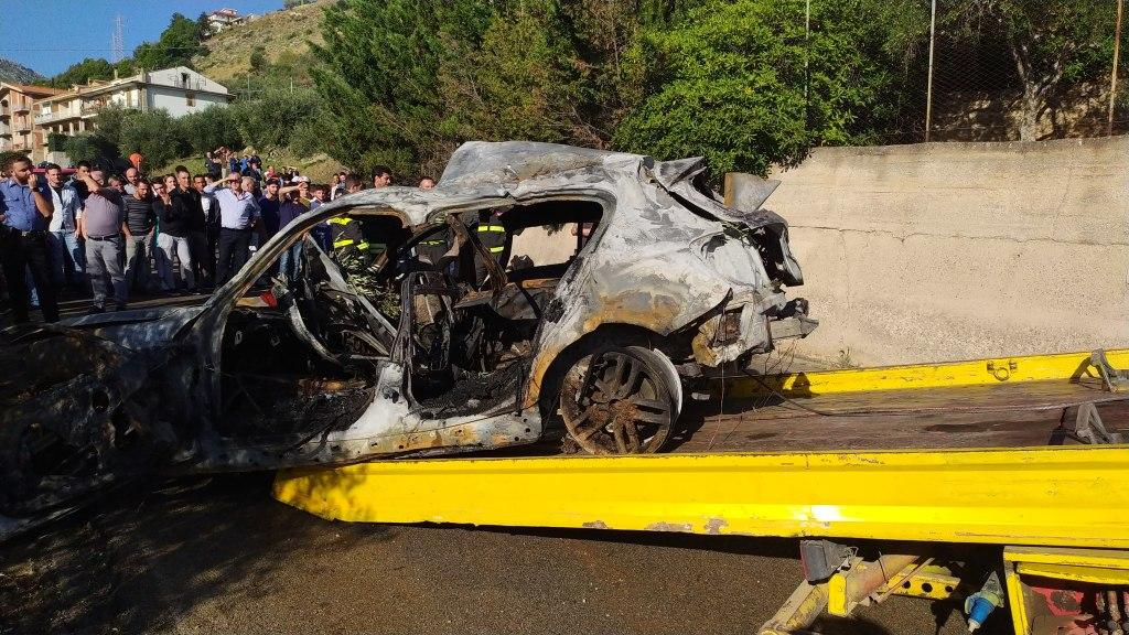 Incidente Belmonte Mezzagno