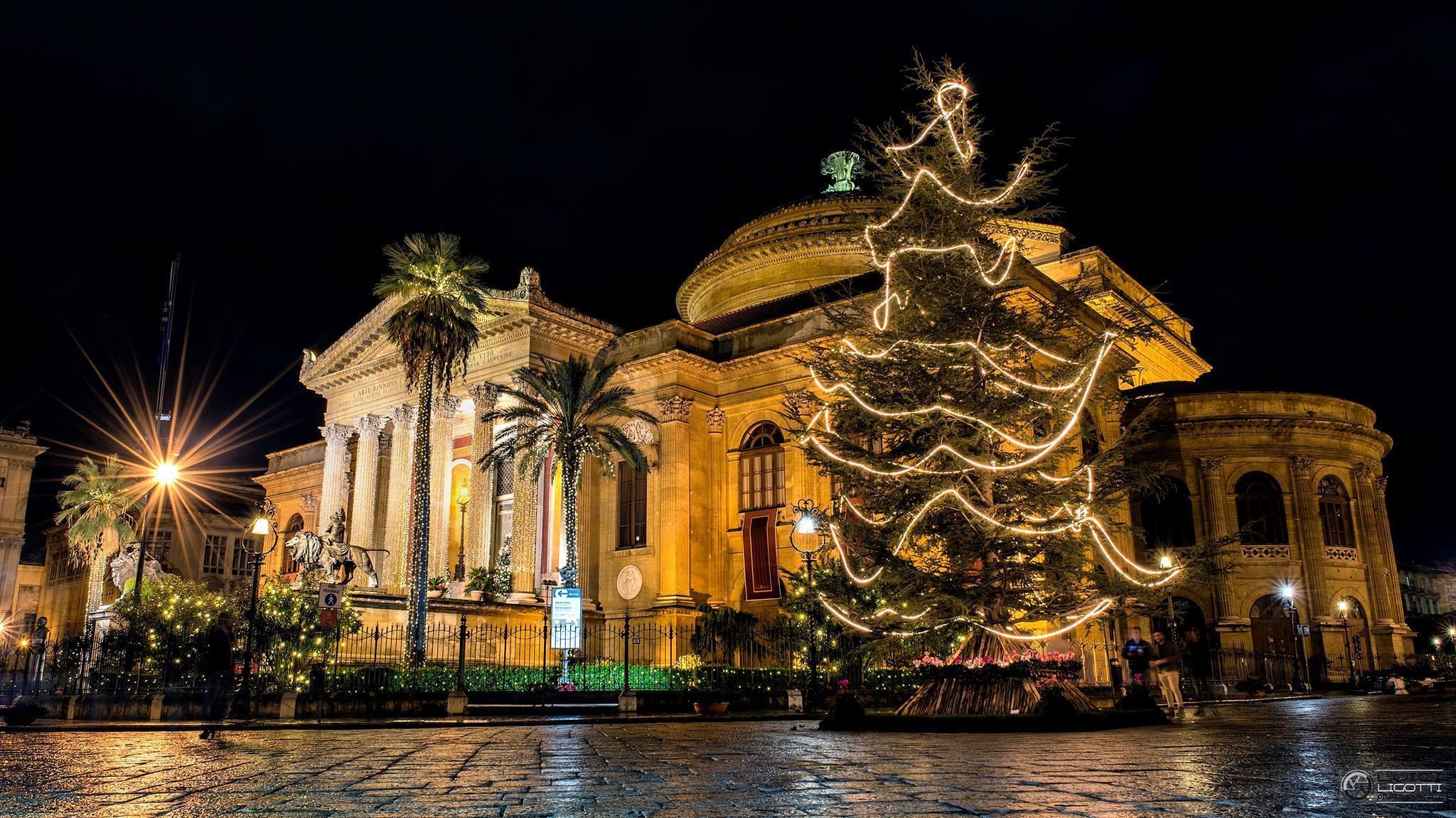 La Sicilia regina delle vacanze di Natale 2019 |  boom di turisti in B&B e Case vacanza