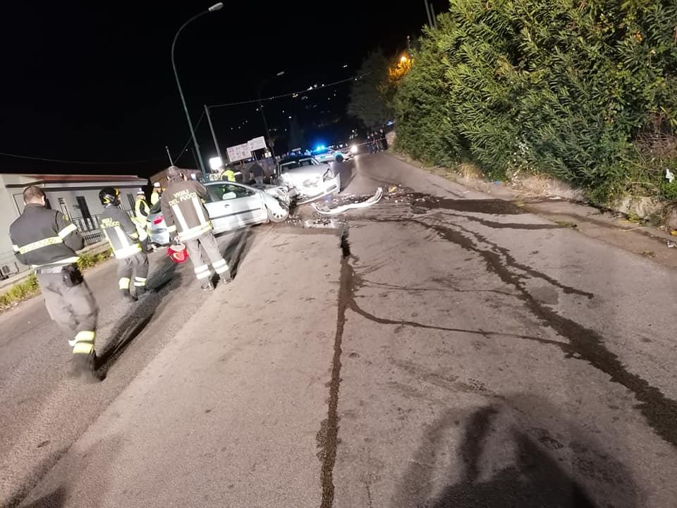 Incidente frontale a Monreale, muore Giuseppe Scalici, tre persone ferite