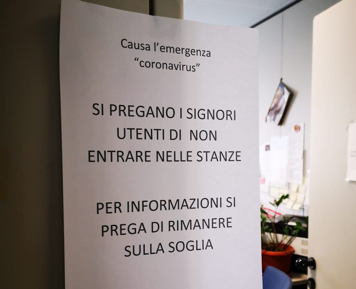"""Coronavirus, misure """"anti contagio"""" al tribunale di Palermo"""