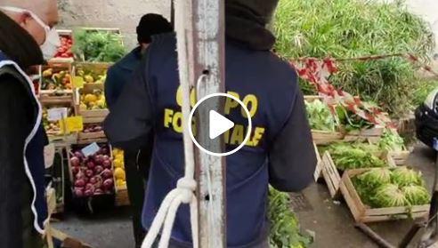 A Monreale e Palermo prezzi ortaggi maggiorati, i controlli