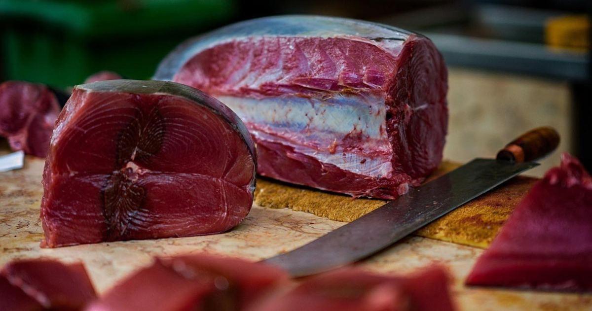 Compra tonno rosso a Ballaró, ricoverato per Sindrome Sgombr