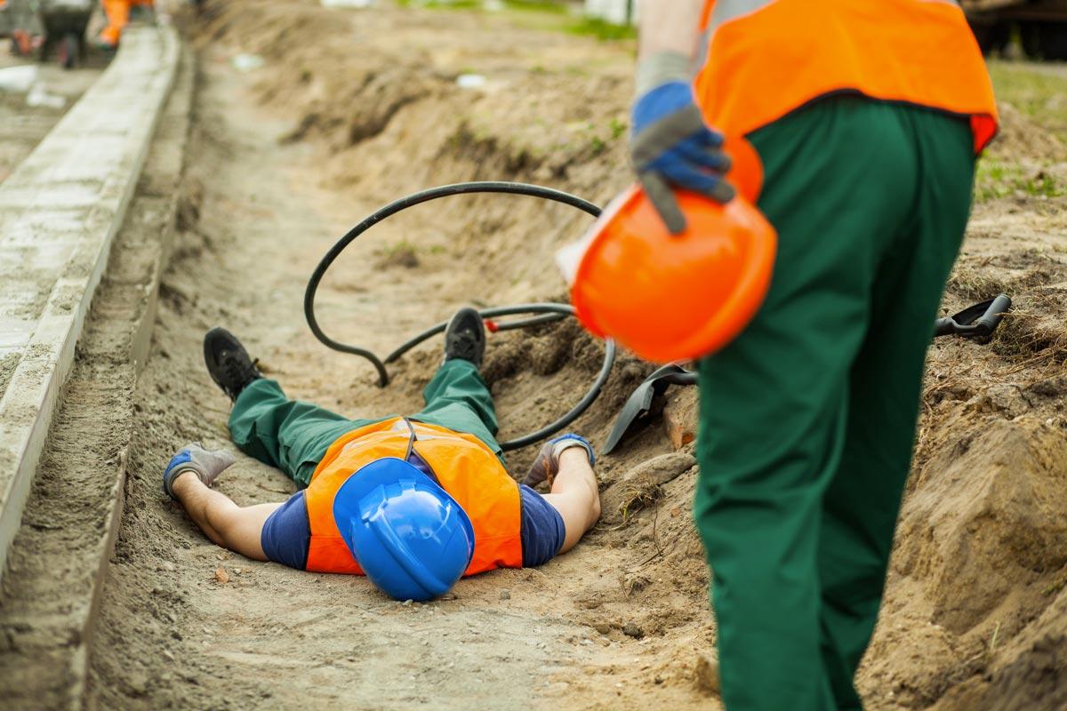 incidente sul lavoro palermo catania