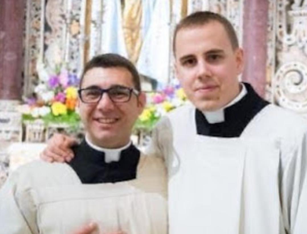 Da Corleone e San Giuseppe Jato diventano sacerdoti Salvatore Crimi e Salvatore Grizzaffi