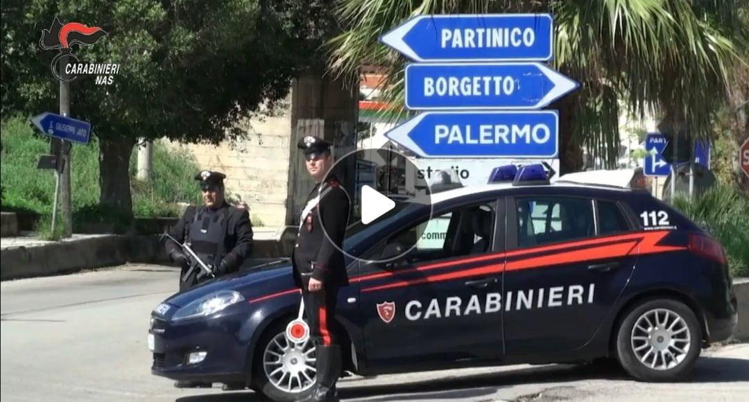 Coprifuoco autocertificazione Carabinieri
