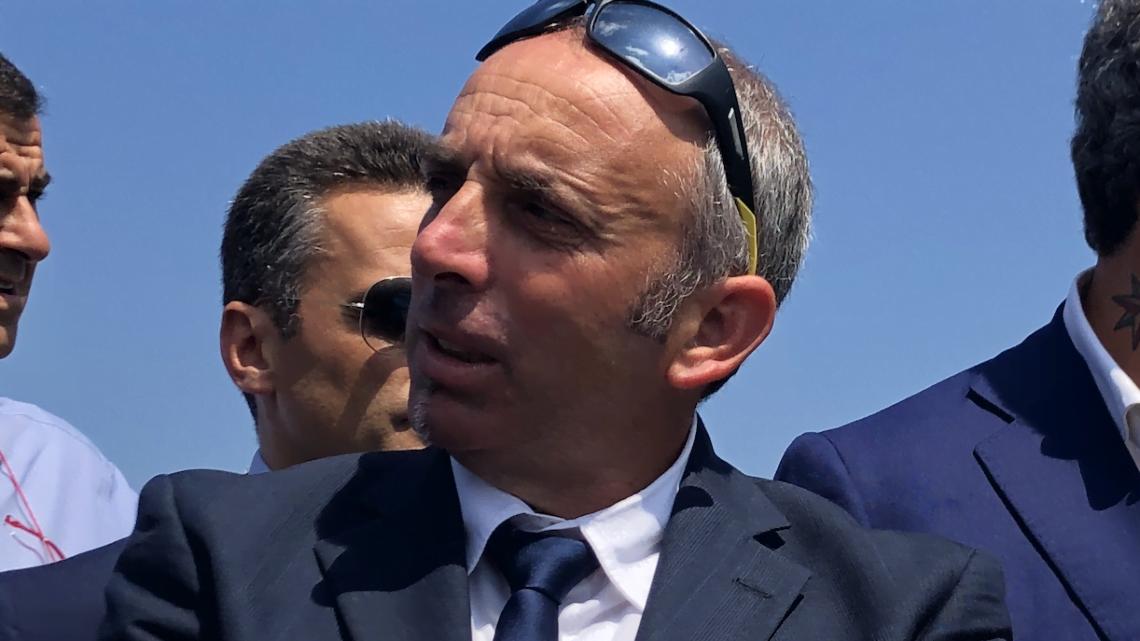 Vincenzo Campo - sindaco Pantelleria