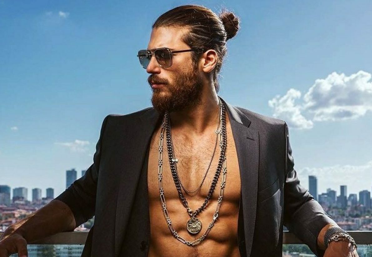 Can Yaman film a Palermo
